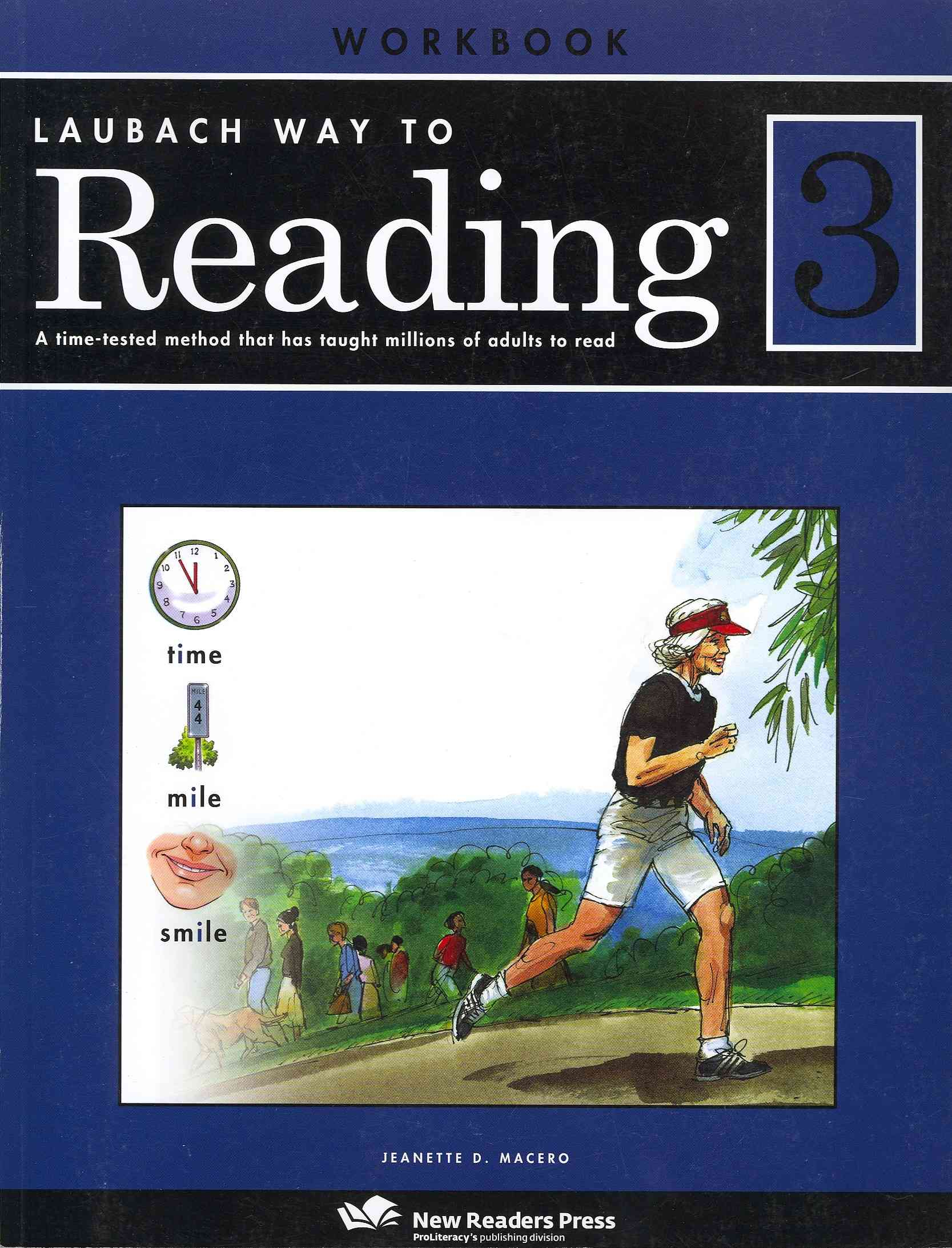 Laubach Way to Reading, Book 3 By Kirk, Elizabeth Mooney