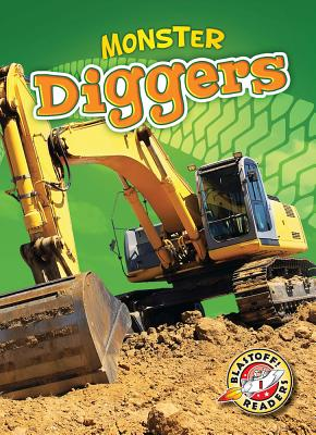 Monster Diggers By Gordon, Nick